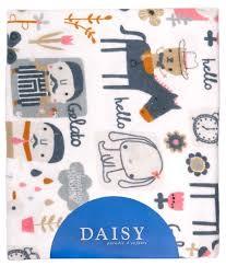 Купить Многоразовые <b>пеленки Daisy фланель</b> 90х150 <b>лошадки</b> ...