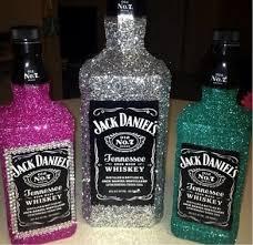 Liquor Bottle Decoration Ideas
