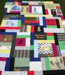 How to Make a T-Shirt Quilt - Quilting Gallery /Quilting Gallery & How to Make a T-Shirt Quilt Adamdwight.com