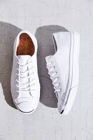 sneakers converse jack purcell tumbled leather low top sneaker
