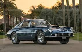 Between 1959 and 1962 ferrari produced 25 400 superamericas series i, with different bodywork styles by pininfarina. 1962 Ferrari 400 Superamerica Series I Coupe Aerodinamico Gooding Company