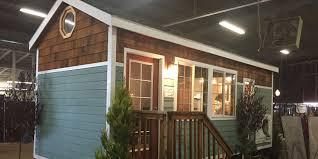 tiny house california. Craftsman Cottage Tiny House California