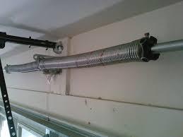 fix broken garage door spring. How To Replace Broken Garage Door Spring On Nifty Home Design Planning D24 With Fix P