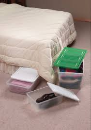 admittedly lack of storage space is a real concern but any clever tenant can figure out creative ways to deal with the problem adequate storage space