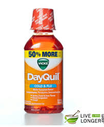 Vicks Dayquil Is A Common Otc Medication To Treat Common