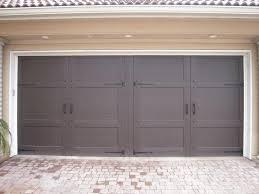 metal garage door trim