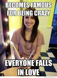 Oh Overly Attached Girlfriend How Could We Not Fall In Love With ... via Relatably.com