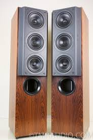 kef 105 2. kef 105/3 gorgeous audiophile floor-standing speakers; new surrounds | the music room 105 2