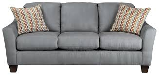 Signature Design by Ashley Hannin Lagoon Contemporary Queen Sofa
