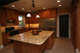 Colonial Gold Granite Kitchen Kitchen Projects Annapolis Kitchen And Bath