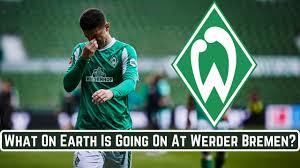 1:4 gegen den bisher sieglosen sc paderborn. What On Earth Is Going On At Werder Bremen Youtube