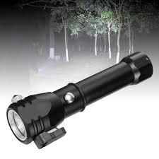 Đèn pin dã ngoại SkyWolfEye bằng nhôm có 3 chế độ dùng pin 18650 tiện dụng,  Giá tháng 3/2021
