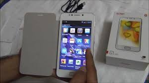 Gionee G1 GPad Review - YouTube