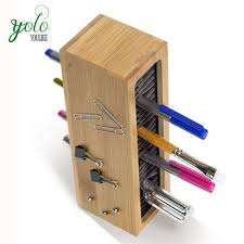 office pen holder. Office Stationery Quirky Bamboo Pencil Holder Pen