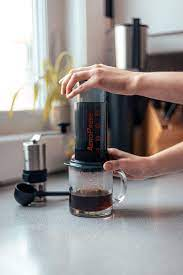 Works well with lower water temperatures for a cold brew or coffee concentrate. Amazon Com Aeropress Coffee And Espresso Maker Makes 1 3 Cups Of Delicious Coffee Without Bitterness Per Press Home Kitchen