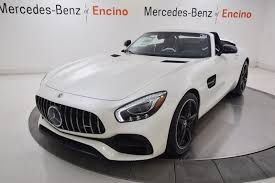 New 2018 Mercedes-Benz GT GT AMG® Cabriolet ROADSTER in Encino ...