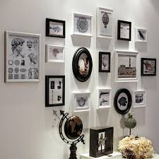 2019 brand wooden photo frame set family wall decoration european solid wood picture frames sets quadros vintage from cindy668 138 7 dhgate com