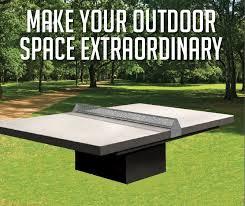latest craze european outdoor furniture cement. Awesome Outdoor Table Tennis Latest Craze European Furniture Cement