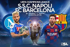 Who is new barcelona coach quique setién? Uefa Champions League Starting Xi Napoli Vs Fc Barcelona