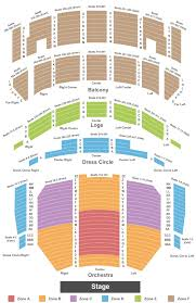 Denver Performing Arts Center Seating Chart Once Upon A One More Time Tickets At Nederlander Theatre At
