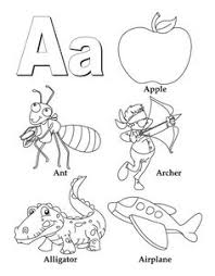 Small Picture Free Printable Alphabet Coloring Pages Printable alphabet Free