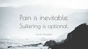Image result for quote about suffering in running