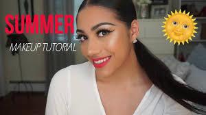summer makeup tutorial 2016 by irania rivera 2016 06 02