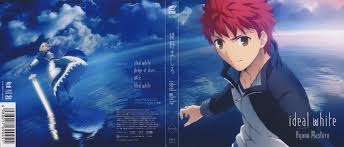 fate stay night unlimited blade works ending song fate stay night unlimited blade works op single ideal white mp3