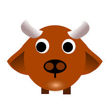 The people, born in a year of ox are independent and reasonable. Free Clipart Chinese Zodiac Ox Dimalique