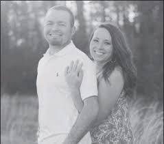 Matlynne Jones and Dustin Franklin married - PressReader