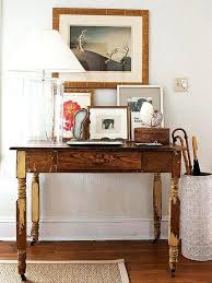 antique entryway table. Antique White Foyer Table Entryway Tables Bench Coat Ck Bewitch S On Half Y