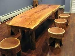 handmade modern wood furniture. Rustic Modern Wood Furniture Handmade Wooden