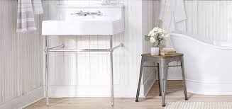 console sink with shelf. DXV Oak Hill Collection Bathroom Console Sink In With Shelf