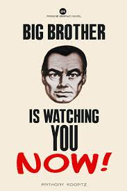 From seasons to contestants, to twists in the game, come here to expand our network. Big Brother Is Watching You Now Vintage Graphic Novel Koontz Anthony Amazon De Bucher