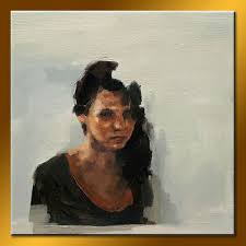 whole handmade custom portrait paintings paint from photo reion oil painting