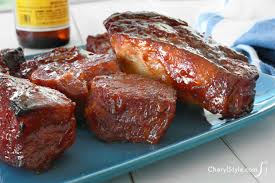 Countrystyle Boneless Pork Ribs With Apples And Onions  Boneless Bone In Country Style Ribs Oven