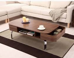 astounding coffee table with rounded corners for your home