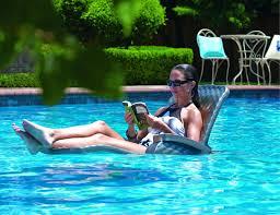sun pleasure tropical tahiti floating lounge motorized pool with dimensions 1600 x 1235