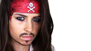 in this face painting tutorial i show you how to turn yourself into capn jack sparrow from walt disney s pirates of the caribbean savvy
