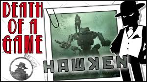 Hawken Steam Charts Death Of A Game Hawken