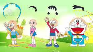 Press continue with facebook to start coloring your profile image or upload a selfie from your device. Doraemon Nobita Shizuka Gian Suneo Drawing Video Dowload Anime Wallpaper Hd