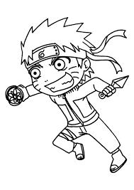 Dessin De Coloriage Naruto Imprimer Cp19007