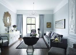 Interior colors for rooms with high ceiling designs