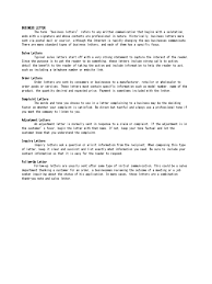Business Letters Kinds Question Retail