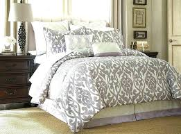 cotton comforter sets queen stylish down thick comforters size regarding fashionable bed