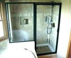 clean shower doors swinging glass door cleaner cleaning and enclosures best way to can vinegar clean
