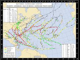 Subjective North Atlantic Tropical Cyclogenesis Climatology