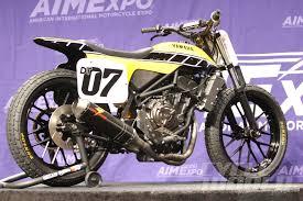 new yamaha flat track bike concept