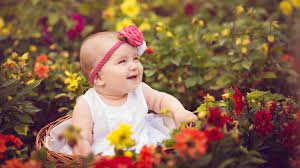Nature Wallpaper Cute Baby Photos For ...