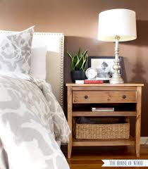 Small Night Stands Bedroom Diy Bedside Table Nightstand
